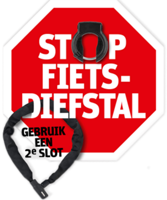 logo stop fietsdiefstal